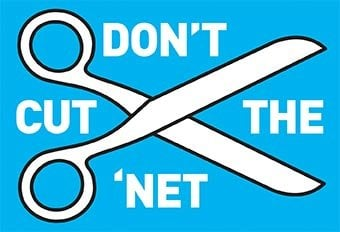 image of Don't cut the internet!